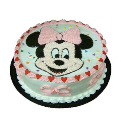 【可爱的米老鼠】鲜奶蛋糕